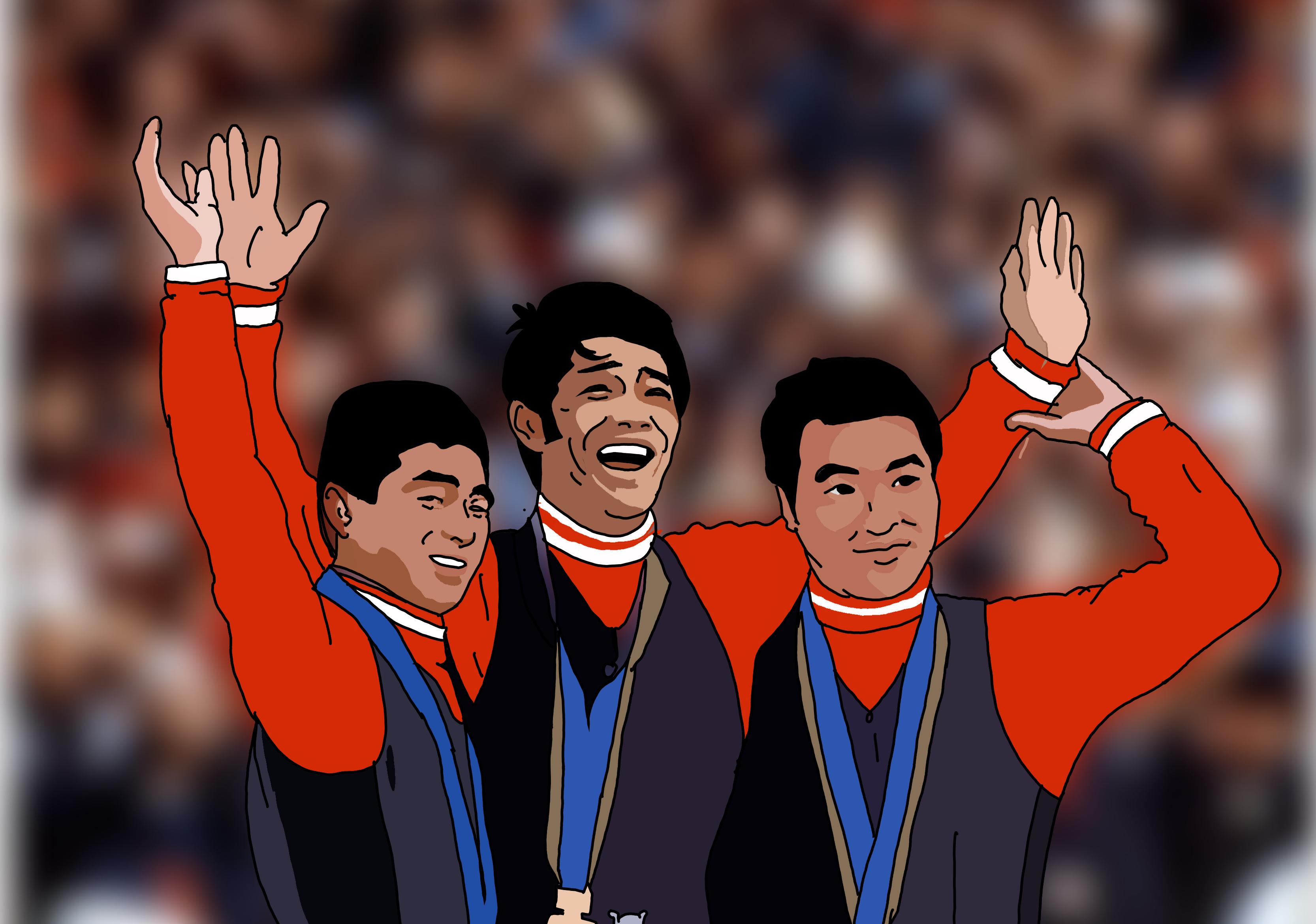 柿沢謙二ブログ: 冬季オリンピック 日本の獲得した金メダル